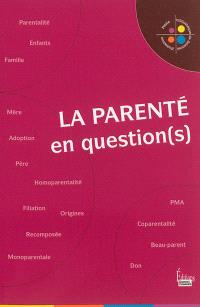 Parenté en question(s)