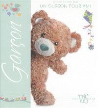 Garçon : le livre de mon bébé