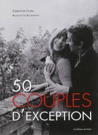 50 couples d'exception