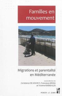 Familles en mouvement : migrations et parentalité en Méditerranée