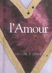 L'amour : grand format