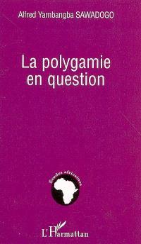 La polygamie en question