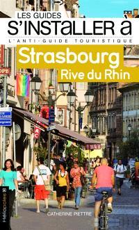 Strasbourg : rive de Rhin