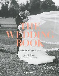 The wedding book : everything you need to know