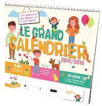 Le grand calendrier 2014-2015