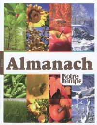 Almanach Notre temps