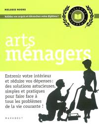 Arts ménagers