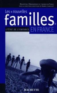 Les nouvelles familles en France : l'état de l'enfance