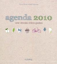 Agenda 2010 : une année d'éco-gestes