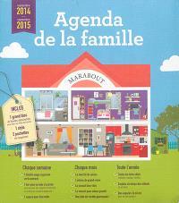 Agenda de la famille : septembre 2014-septembre 2015