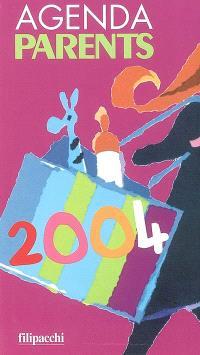 Agenda parents 2004