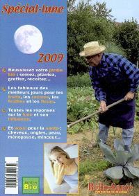 Belle-Santé, hors série, Spécial lune 2009