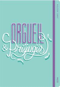 Carnet Orgueil & préjugés, Jane Austen