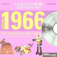 Génération 1966 : le livre anniversaire de vos 40 ans