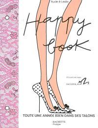 Happy book : toute une année bien dans ses talons