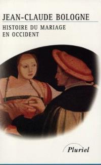 Histoire du mariage en Occident