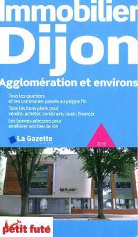 Immobilier Dijon : 2010 : agglomération et environs
