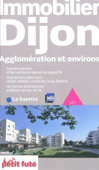 Immobilier Dijon : agglomération et environs : 2011