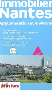 Immobilier Nantes : agglomérations et environs : 2008