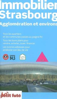 Immobilier Strasbourg : agglomération et environs
