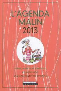 L'agenda malin 2013 : citron, lavande, bicarbonate... : à chaque mois son ingrédient et ses astuces !