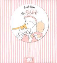 L'album de bébé : rose