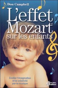 L'effet Mozart sur les enfants  : éveiller l'imagination et la créativité par la musique