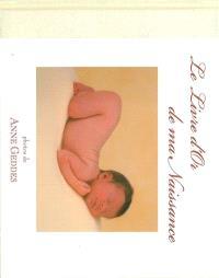 Le livre d'or de ma naissance