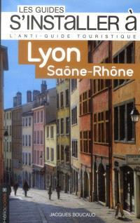 Lyon, Rhône Saône