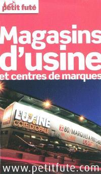 Magasins d'usine et centres de marques : 2011