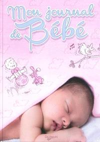 Mon journal de bébé : version fille