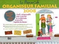 Organiseur familial 2008