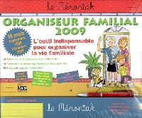 Organiseur familial 2009