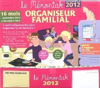 Organiseur familial le Mémoniak 2012