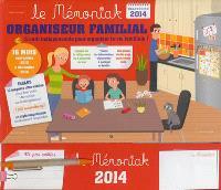 Organiseur familial le Mémoniak 2014