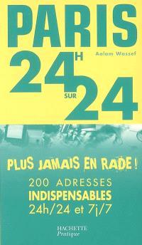 Paris 24 h sur 24