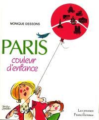 Paris couleurs d'enfance