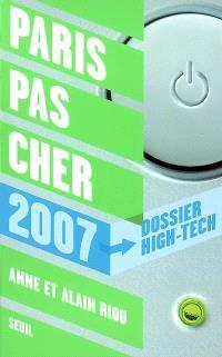 Paris pas cher 2007