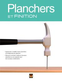 Planchers et finition