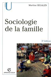 Sociologie de la famille
