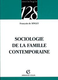 Sociologie de la famille contemporaine