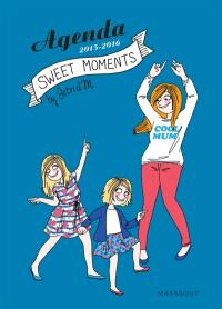Sweet moments : agenda 2015-2016