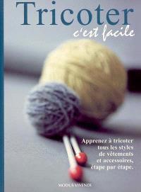 Tricoter c'est facile