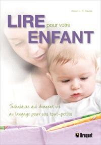 Lire pour votre enfant