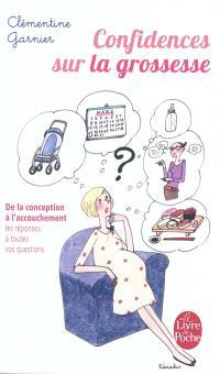 Confidences sur la grossesse