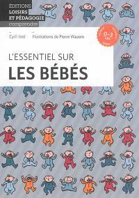 L'essentiel sur les bébés : 0-3 ans : France, Belgique, Suisse