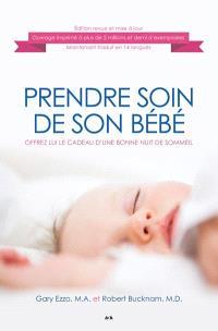 Prendre soin de son bébé  : offrez-lui le cadeau d'une bonne nuit de sommeil