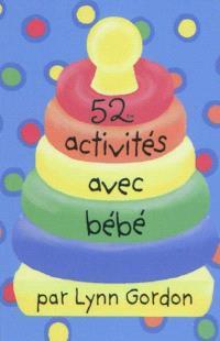 52 activités avec bébé