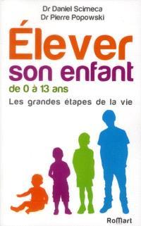 Eduquer son enfant de 0 à 13 ans : les grandes étapes de la vie