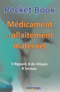 Pocket book : médicament et allaitement maternel